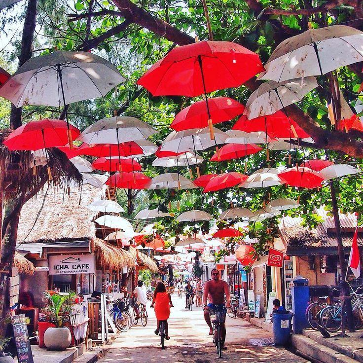 Honeymoon in Lombok