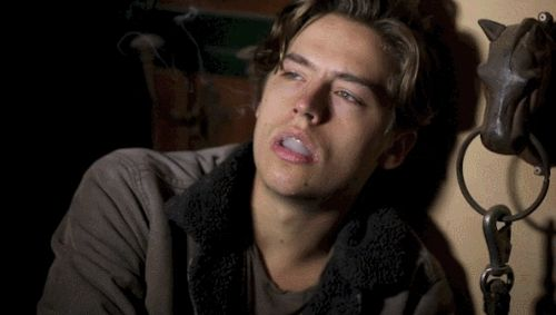 Aaron Sutton ~ Cole Sprouse