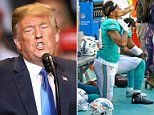 Trump chides NFL players for protests at preseason games