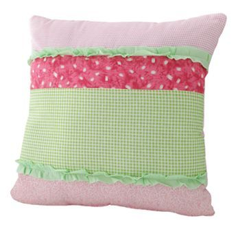 Pillow to match (Kohl s) Peyton s Big Girl Room Pinterest Products, Ruffles and America