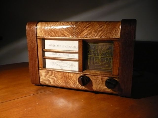 Drzewko poziomkowe: Ptasie radio