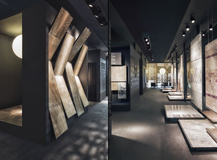 Royal Ceramica pavilion at Cersaie 15 by Paolo Cesaretti, Bologna – Italy » Retail Design Blog