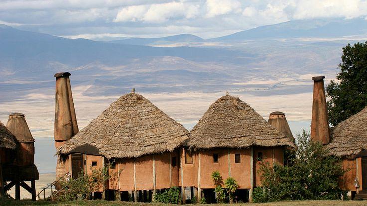 Destinace týdne: Úchvatný Ngorongoro Crater Lodge – Novinky.cz