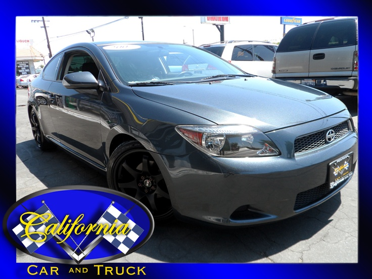 Used Scion tc With XXR Wheels And tires