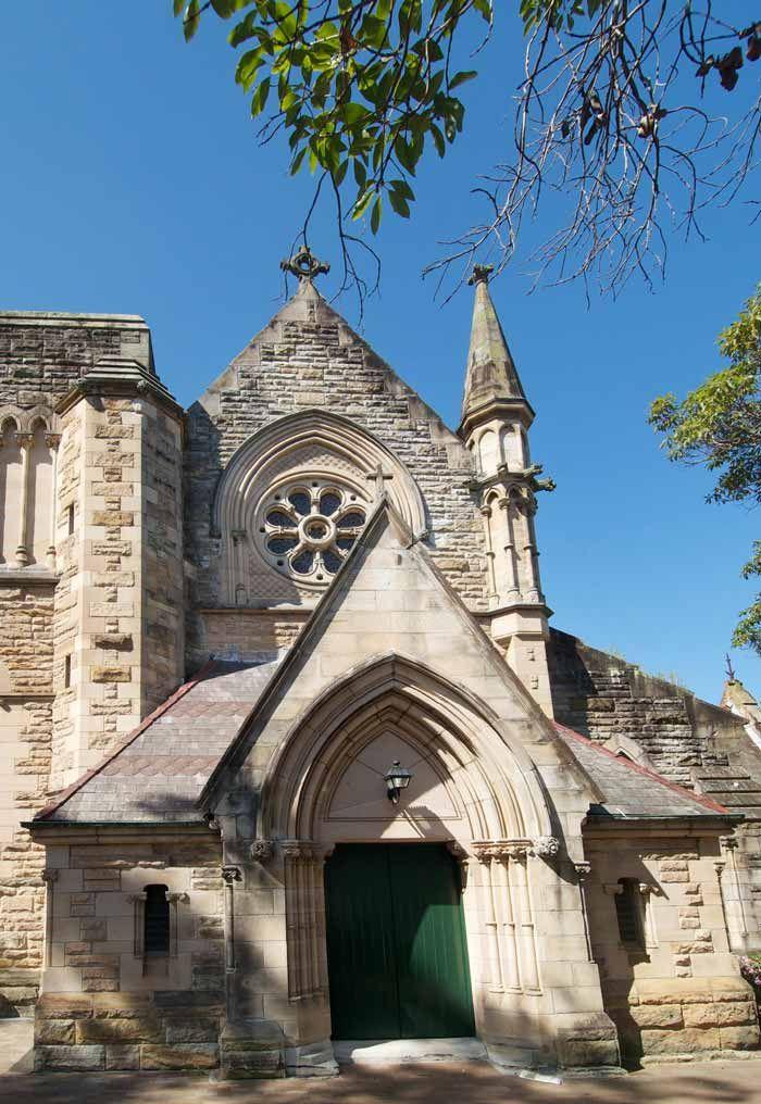 A beautiful venue! Make it happen with www.wishbucket.com.au North Sydney St Thomas McLaren and Church