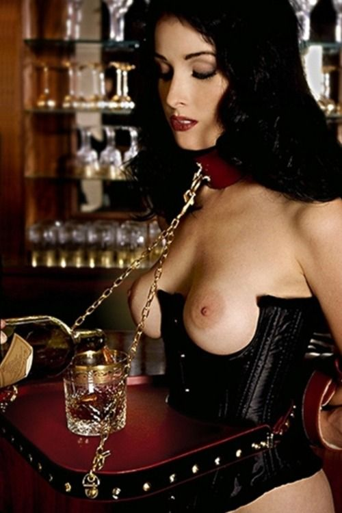 image Sexy french maid happy to get fucked
