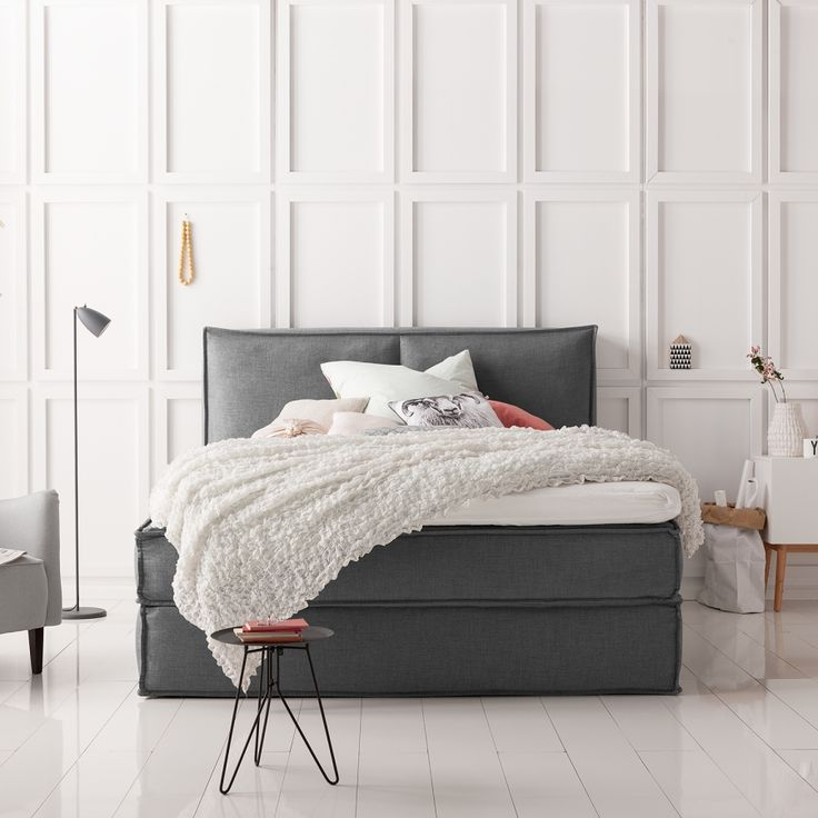 boxspringbett auf was achten cool boxspringbett auf was. Black Bedroom Furniture Sets. Home Design Ideas
