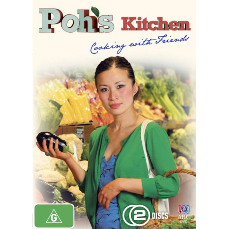 Poh's Kitchen: Cooking with Friends DVD