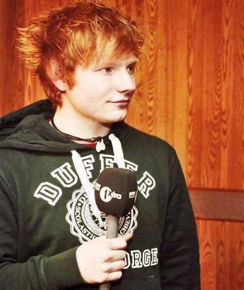 Ed Sheeran...In love♥