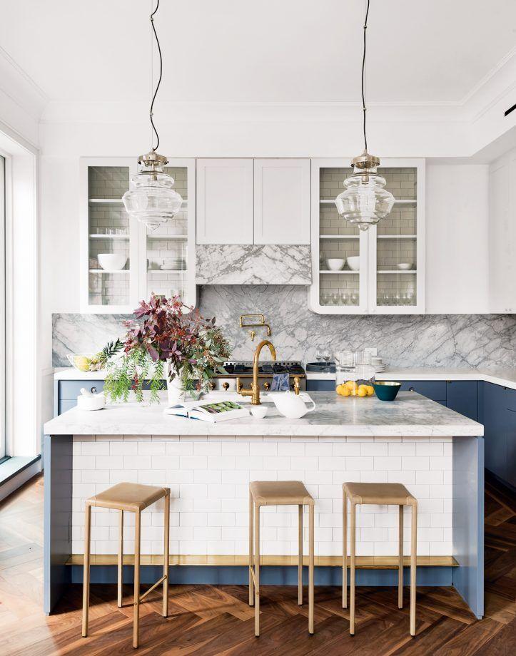 Nearly 50 Unique Kitchen Lighting Ideas—chandeliers