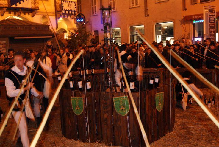 il Baccanale del tartufo, Alba, Piedmont, Italy