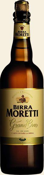 Grande birra ambrata 6,5' da bere bella fredda .....consigliata con cibi affumicati, carni bianche e spezziate