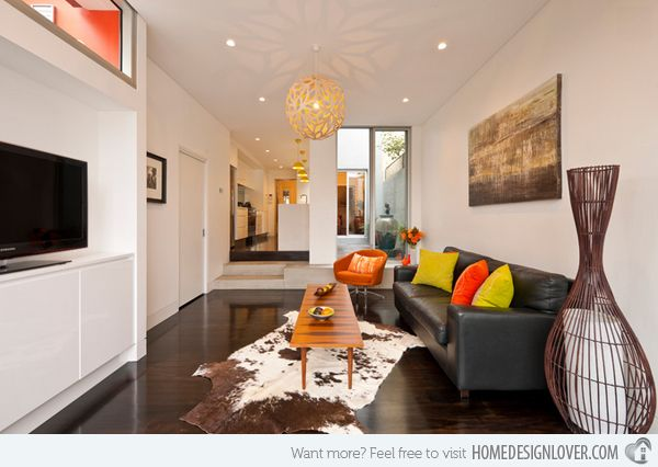 78 Best Ideas About Long Living Rooms On Pinterest | Narrow Living