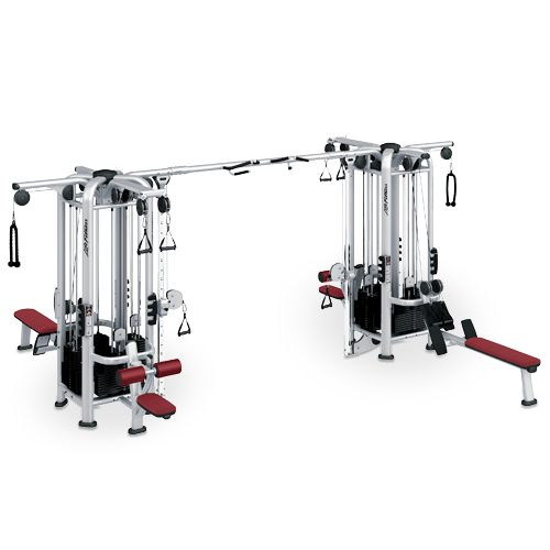 signature series cable motion gym equipment
