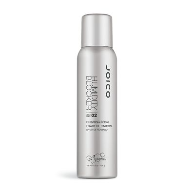 To finish up and keep them in place + protect. Joico Humidity Blocker #HairToFallFor