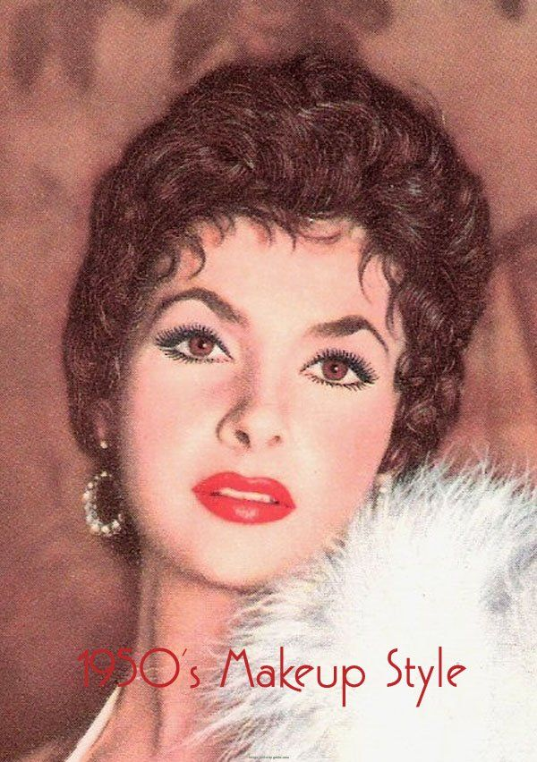 1950s style hair 49 best images about makeup period styles on 9632
