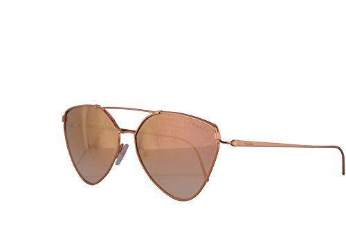 430047c3c429f B07CNMXK9L Prada PR51US Sunglasses Pink Gold w Gradient Pink Mirror Pink  62mm Lens SVFAD2 SPR51U PR 51US SPR 51U