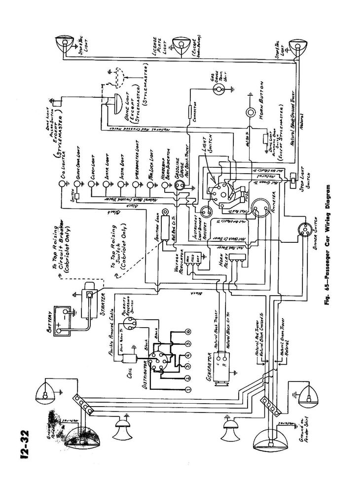 4400 International Truck Wiring Diagrams