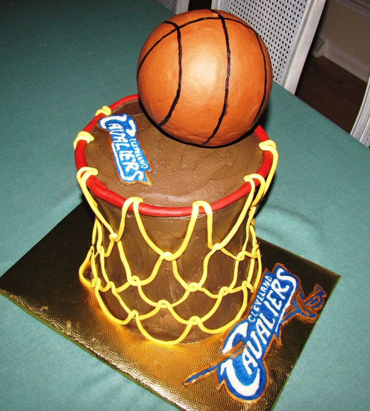 Cleveland Cavaliers cake | Cleveland Cavaliers party