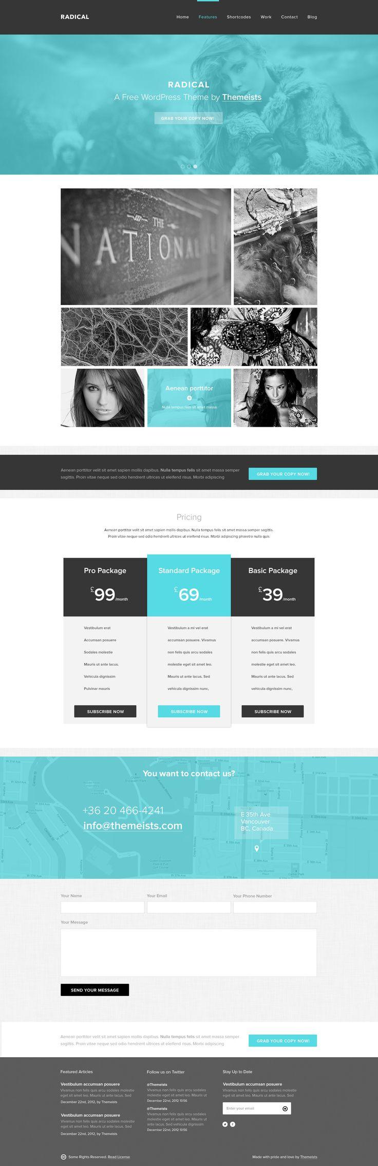 Dating websites theme