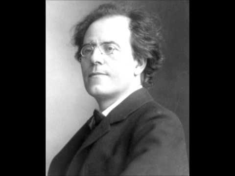 The Symphony No. 9 by Gustav Mahler was written between 1908 and 1909, and was the last symphony that he completed.