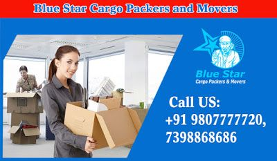 Blue Star Cargo Packers and Movers : Your local movers in Lucknow
