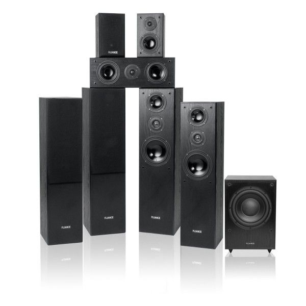 Fluance Speakers The Best For Home Theater And Surround