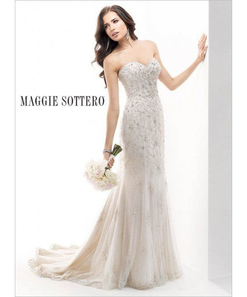 Wedding Dresses Jacksonville Fl: 17 Best Images About Maggie Sottero Bridal Gowns In Stock