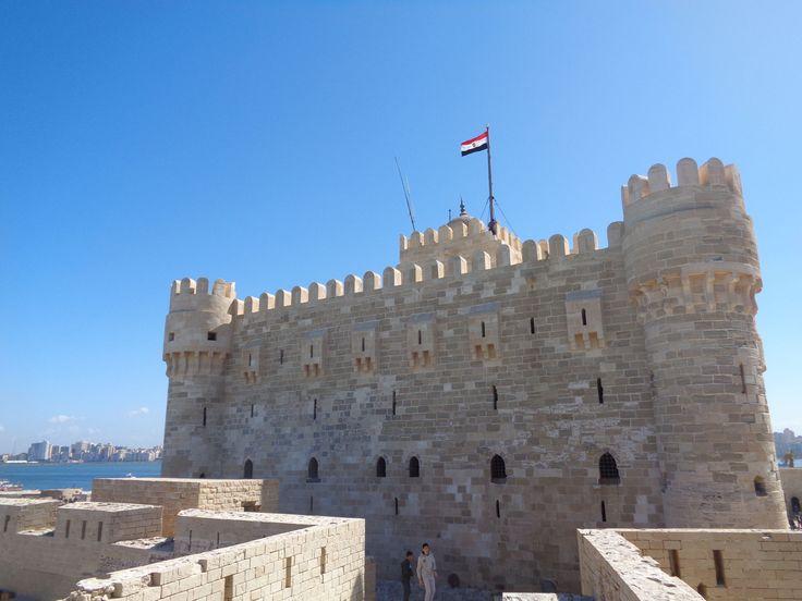 Blick von der Meerseite, Alexandria 2016