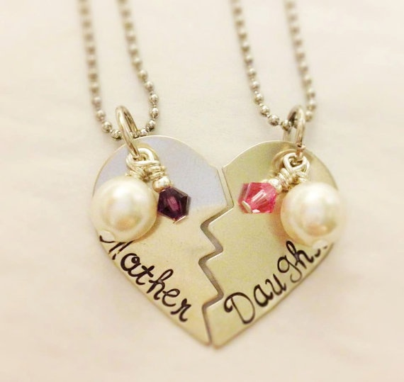 17 Best Images About Mother Daughter Jewelry On