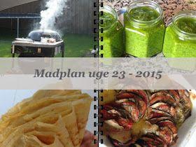 CDJetteDC's LCHF: MADPLAN uge 23 - 2015