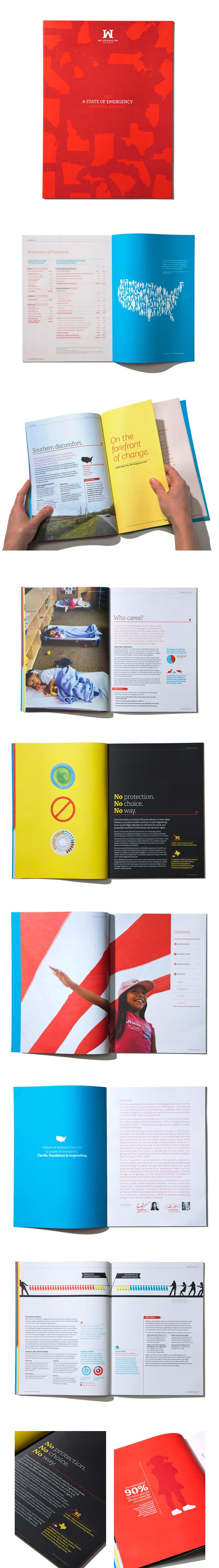 MS. FOUNDATION FOR WOMEN - 2012 ANNUAL REPORT