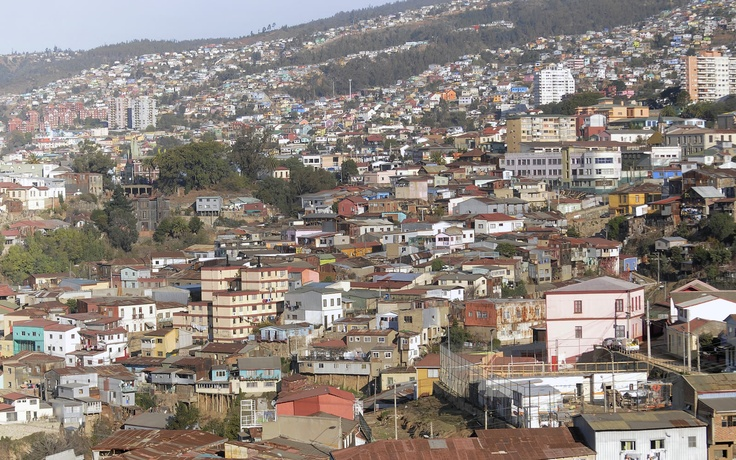 Postales de Chile - Valparaíso