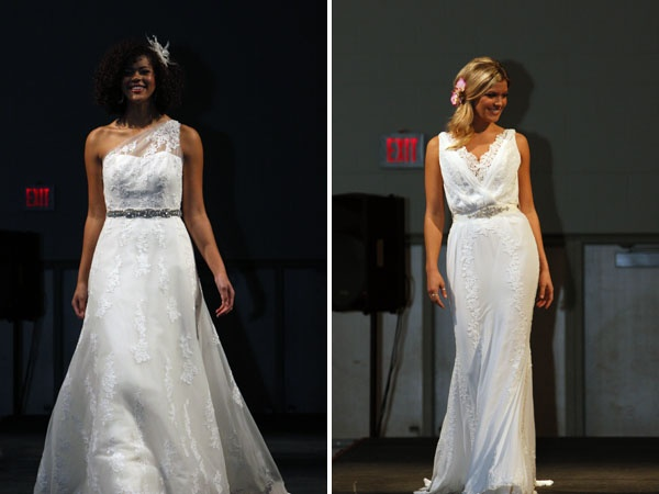 #BridalUniversity Runway -- Wedding Dresses