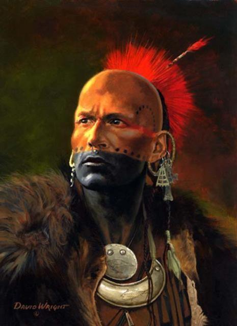 """Ottawa - David Wright. - Los ottawa son una tribu de indios algonquinos, cuyo nombre proviene de adaawe """"comerciante"""" o de ahtuhwuh. Localización[editar] Originariamente vivían en los márgenes de los ríos Ottawa y French, en la bahía Georgian, en la orilla septentrional del lago Hurón y al Norte de Míchigan. Actualmente viven en Ontario, Kansas, y Oklahoma."""