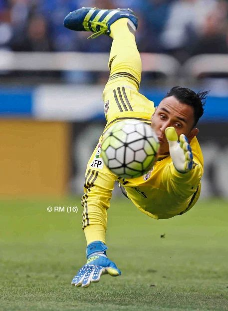 Keylor Navas, Real Madrid