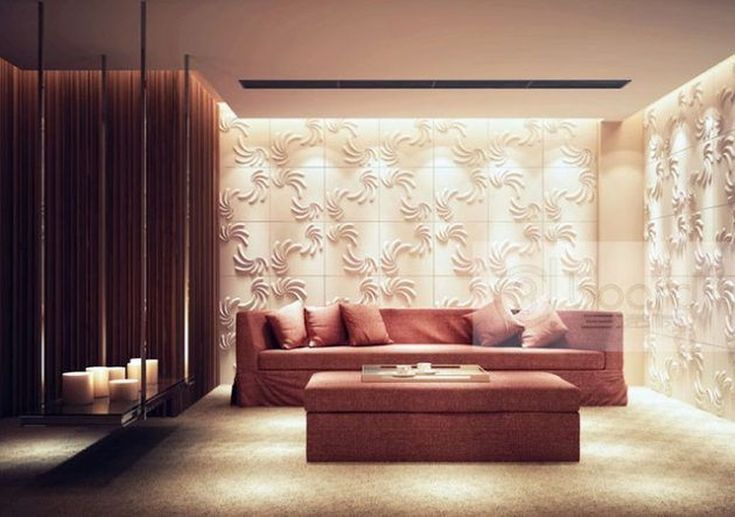 30 Captivating 3d Wallpaper Ideas To Adorn Your Living Room