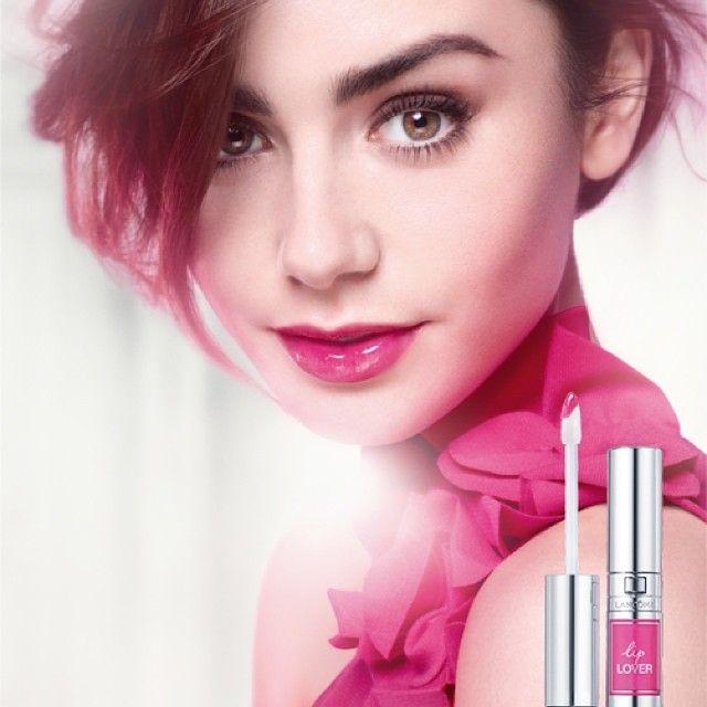 #Lancôme #LipLover украсит любую улыбку!