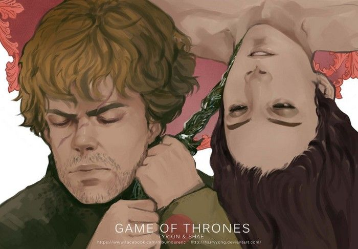 Les couples de Game of Thrones : Tyrion Lannister et Shae, amour à mort