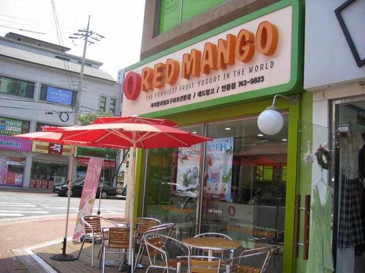 Red Mango Korea