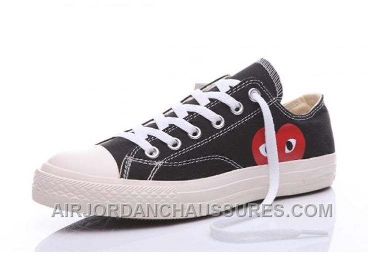 http://www.airjordanchaussures.com/converse-comme-des-garcons-play-chuck-taylor-black-sneakers-super-deals-swz8a.html CONVERSE COMME DES GARCONS PLAY CHUCK TAYLOR BLACK SNEAKERS FOR SALE XJE86 Only 56,00€ , Free Shipping!