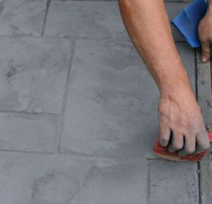 Contractor Source - Grout Tools for Concrete Stamps