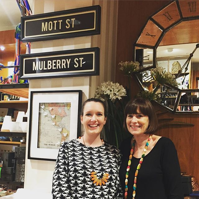 RO STOCKISTS // Dropped in to see the lovely team at Mott & Mulberry today. What a stunning store! Gifts, fashion, jewellery, interiors, stationary...so much deliciousness. Indooroopilly Shopping Centre, Brisbane. @mottandmulberry #weloveourstockists #rubyolive #brisbane