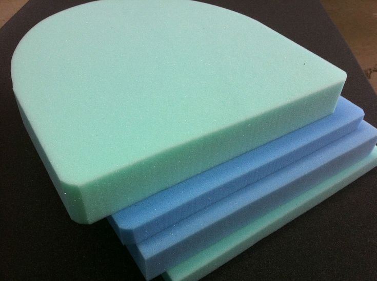 Dining chair seat pads upholstery foam cushions firm for Replacement dining room chair seats