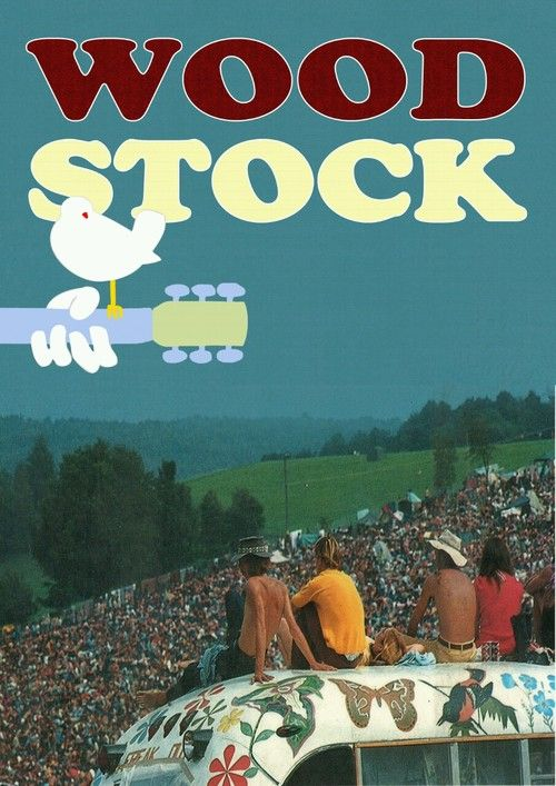 In August of 1969 - More than 500,000 people attended the Woodstock Music Festival in upstate New York. Despite many logistical problems over the course of the 3 days, being grossly under-prepared for the number of attendees, and a torrential thunderstorm, the free festival is hailed by many as the pinnacle positive moment of the 1960's cultural era.