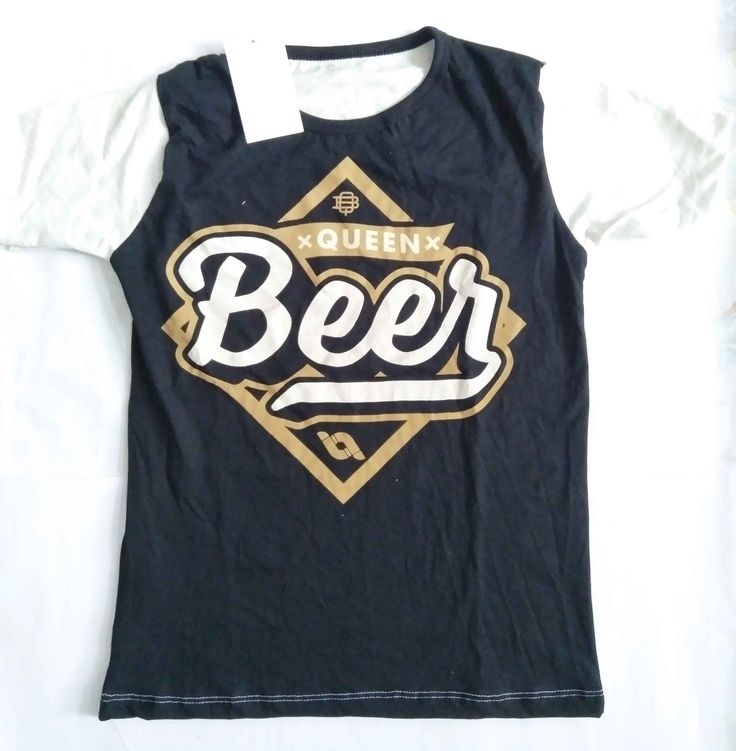 Kaos Anak Laki-laki Planet Kids - Queen Beer - https://credokid.com/produk/grosir-kaos-anak-branded/