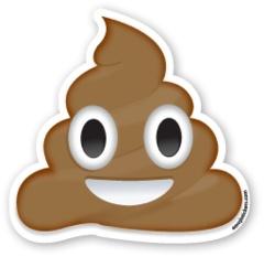 Emoji Poop! | EmojiStickers.com | iPhone Emoji Stickers
