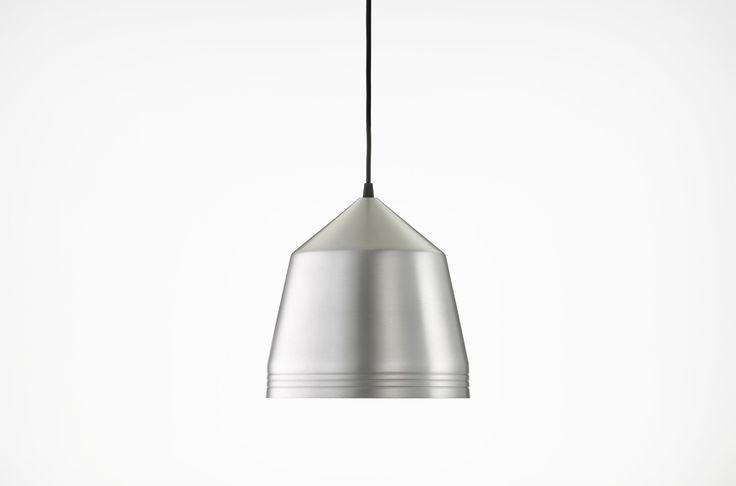 Cooper pendant - Aluminium