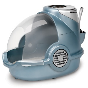 Bionaire Pure Solutions Odor Grabber Litter Box at HSN.com.