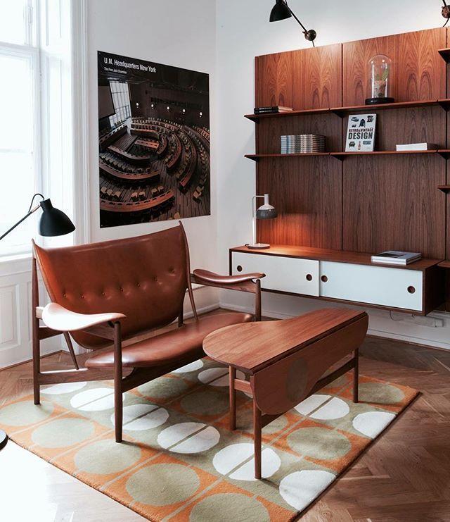 51 Best Finn Juhl Images On Pinterest Chairs Danishes
